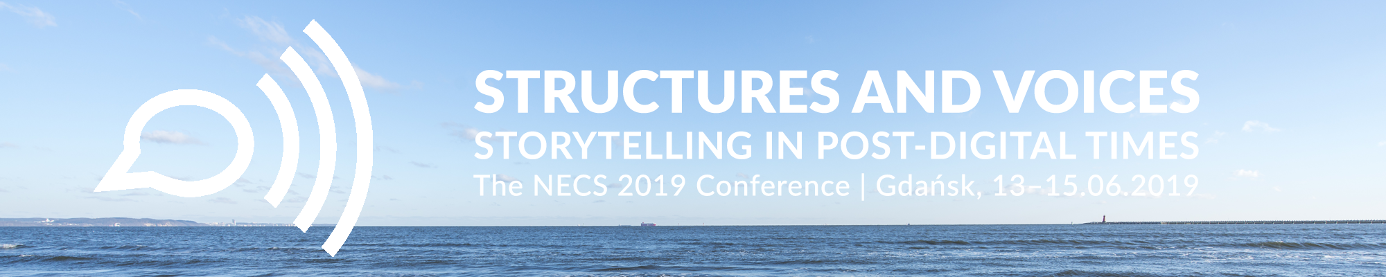 The NECS 2019 Conference
